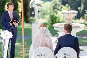 Freie/Alternative Trauung - Christian G. Binder - Hochzeit in Oberambach